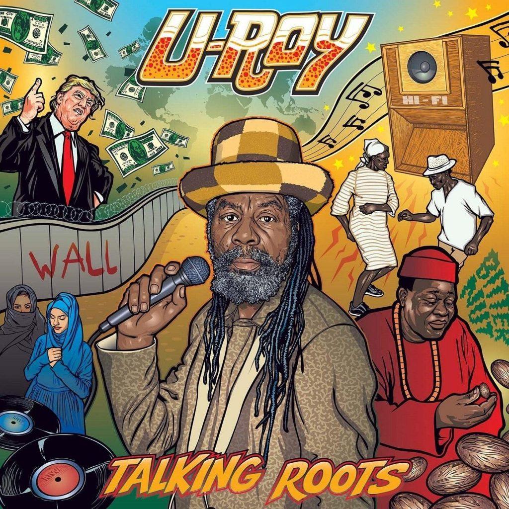 U Roy Talking Roots